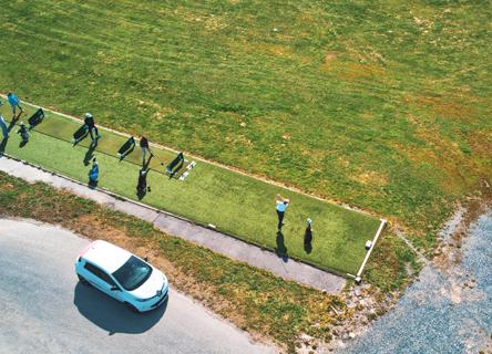 Happy Golfers special deal till dig som kör aimo!